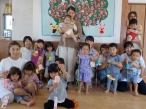 Photo:8月7日(水) 子育て支援の様子