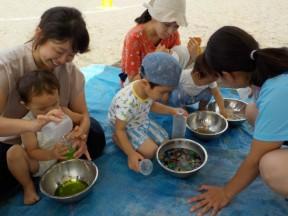 Photo:8月21日(水) 子育て支援の様子