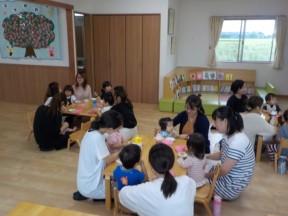 Photo:9月13日(金)子育て支援の様子