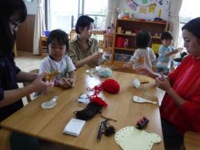 Photo:10月11日(金)子育て支援の様子