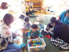 Photo:2月7日(金)子育て支援の様子