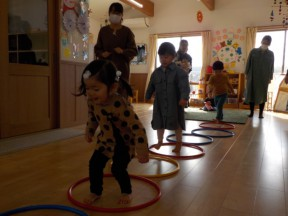 Photo:2月12日(水) 子育て支援の様子