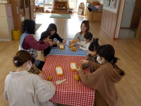 Photo:2月14日(金)子育て支援の様子