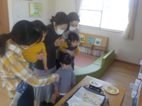 Photo:2月19日(水) 子育て支援の様子