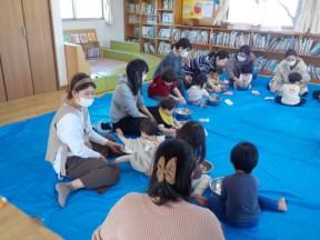 Photo:2月21日(金)子育て支援の様子