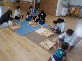 Photo:7月1日(水) 子育て支援の様子