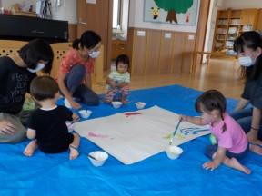 Photo:7月8日(水)子育て支援の様子