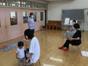 Photo:6月11日(金)子育て支援の様子